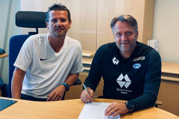 Moldes suksesstrener signerte ny kontrakt. Dette mener han blir viktig i årene som kommer.