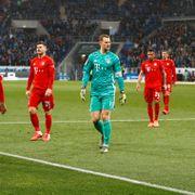 Bayern München-kamp stoppet etter tribunehets
