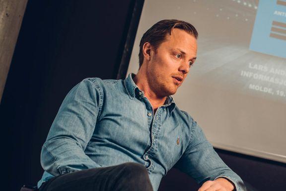 Rett etter at han begynte i ny jobb, fikk han norgeshistoriens to største dopingsaker i fanget