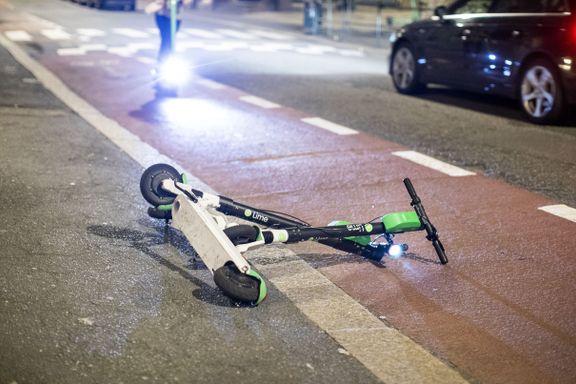 Flere aktører stenger elsparkesykkel-utleie om natten i helgene