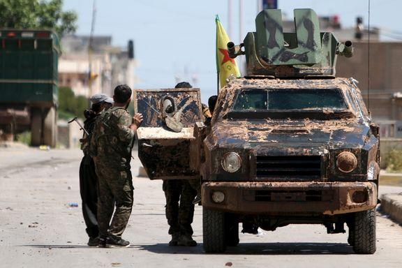 Reuters: Opp mot 200 kurdiske militssoldater drept nord for Aleppo