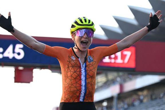 Sykkelfavoritten van Vleuten trodde hun vant OL-gull