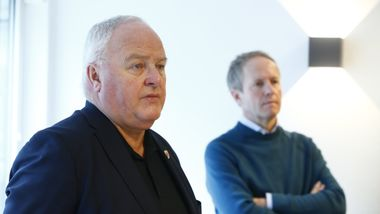NFF tar selvkritikk etter TV-bråket: – Ikke en klok nok løsning