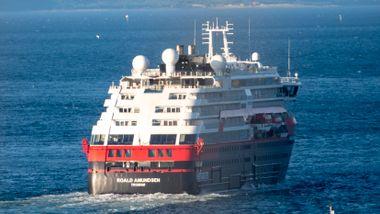 Ytterligere én koronasmittet passasjer fra Hurtigruten
