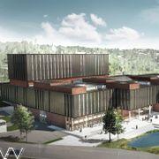 Norges største universitetsbygg skal bygges i Oslo