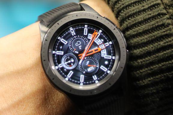 Samsung Galaxy Watch: Klokken som lar deg gå hjemmefra uten mobil