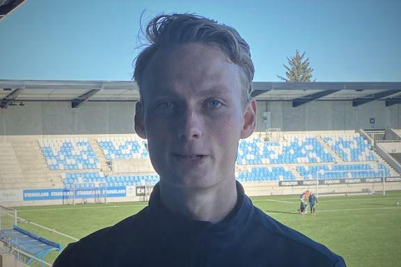 Denne mannen debuterer for Sandnes Ulf