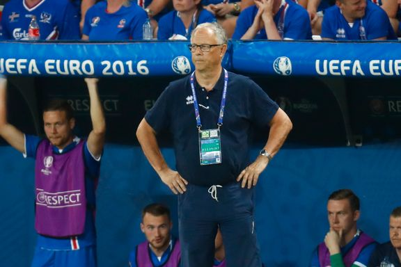 Nils Johan Semb: - Island hadde ikke vært i EM uten Lagerbäck