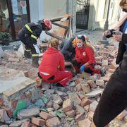 Kraftig jordskjelv i Kroatia: – Halvparten av byen eksisterer ikke lenger