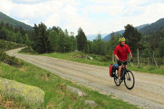Ikke alle sykkelveier oppleves som trygge. Nå kan du sjekke dem på forhånd.