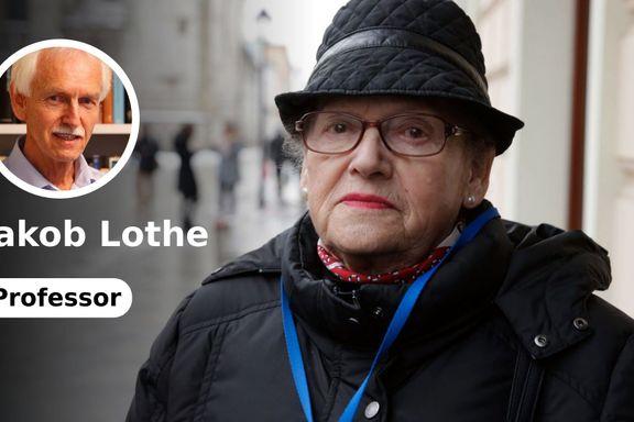 «Jeg mistet min barndom i Auschwitz»
