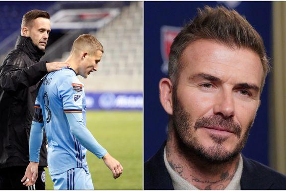 Viktig seier for Deila mot Beckhams lag