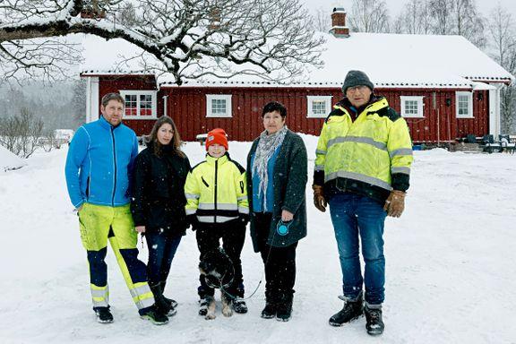 I 112 år har familien drevet gården for Oslo kommune. Nå frykter de at den blir lagt ut på anbud.