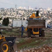 Israel vil bygge 1.300 nye bosetterboliger på okkupert palestinsk land