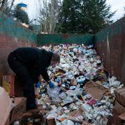 FN: 17 prosent av all mat kastes