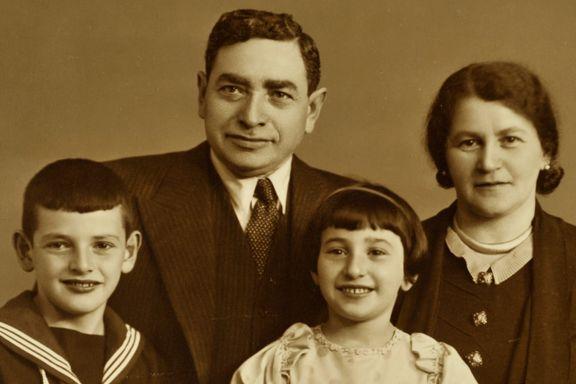 «Norges Anne Frank»  var 13 år da hun ble arrestert og sendt til Auschwitz