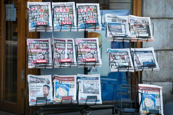 Større optimisme i Medie-Norge: Over 100 journalister blir ansatt