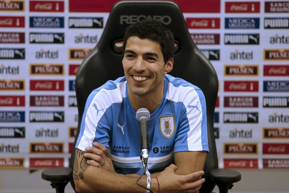 Suárez klar for Uruguay-comeback