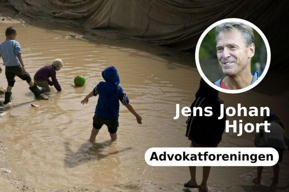 Barnekonvensjonen er ikke en ønskeliste. Norske barn må hentes hjem fra Syria!