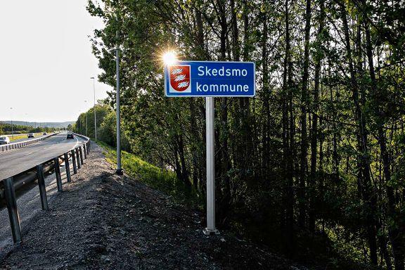 Bare halvparten av Akershus-kommunene ønsker seg sammen