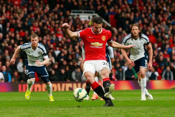 Manchester United med tre strake tap