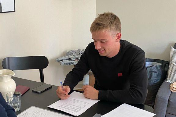 Straks telefonen fra Tromsø kom, bestemte Felix (20) seg. En uke senere var han TIL-spiller.