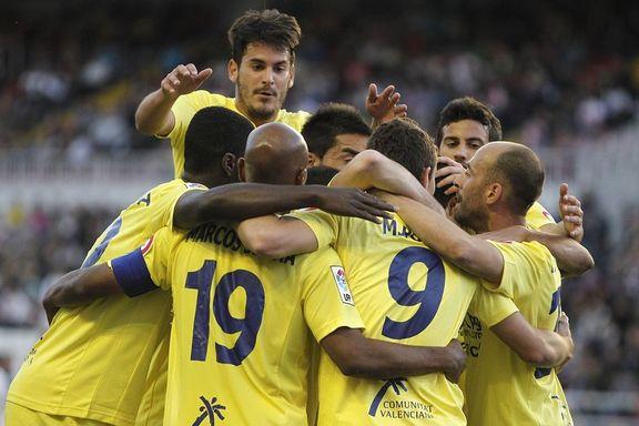Villarreal tilbake i La Liga