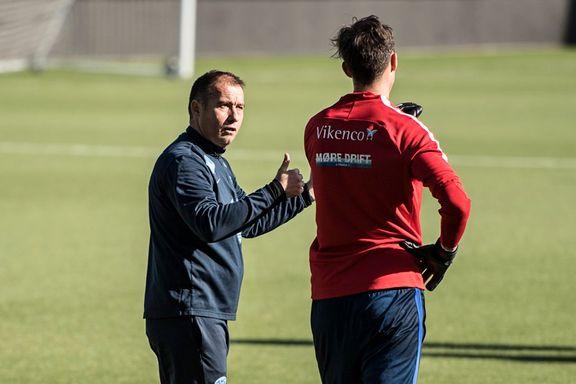 Denne Molde-treneren skal på finalen uansett