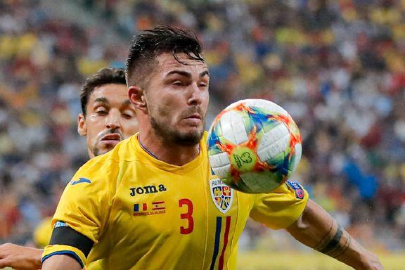 Romania passerte Norge på tabellen og legger press på Sverige