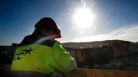 Mekling på overtid for byggarbeidere