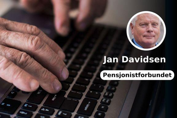 I Norge bor det minst 200.000 ikke-digitale eldre. Hva med dem?