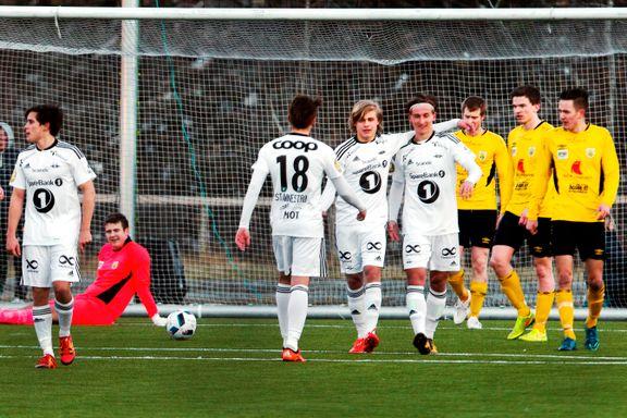 Byåsen møter Rosenborg i cupen