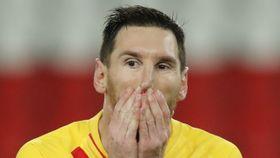 Messi-perle til ingen nytte