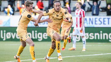 Bodø/Glimt slo Tromsø i eliteseriepremieren