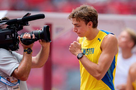 Sverige jubler når han vinner, men hetser når han snakker