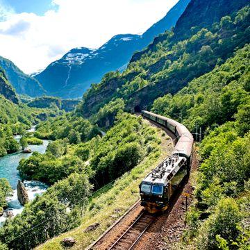 Anbefalte togreiser til høstferien