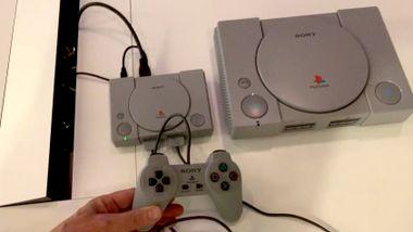Har Sony laget årets julegave? Vi har testet Playstation Classic