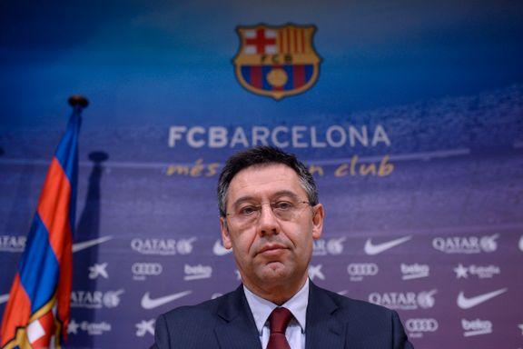 De klager over Qatar-pengene bak Neymar-overgangen. Selv har Barcelona håvet inn fra samme stat.