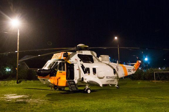 Redningshelikopter kunne ikke lande på Ullevål sykehus