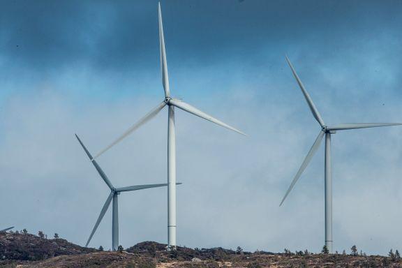 Ingen grunn til å tvile på vind- og solkraft