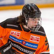 Norsk hockeytalent (18) lam etter kollisjon