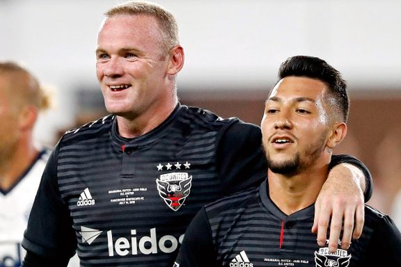 Rooney med assist i USA-debuten