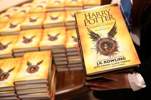Bokanmeldelse: Mimring, død og vennskap i den åttende Harry Potter-boken