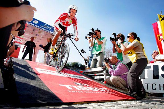 Halvt norsk «villmann» leder Giro d'Italia