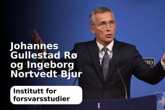 NATOs Kina-diskusjon synliggjør Norges krevende balansegang