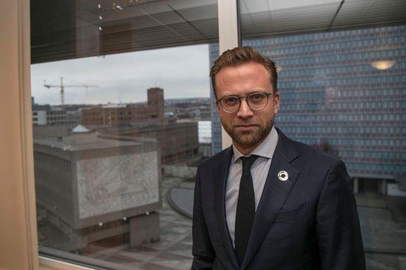 Statsråd Nikolai Astrup (H): –  Y-blokken skal rives, og det skal skje nå