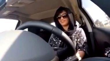 Nå skal det være lovlig for henne å kjøre bil i Saudi-Arabia. Likevel sitter hun arrestert.
