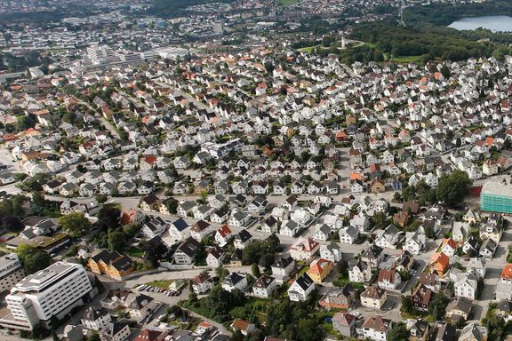 Her øker segregeringen mest i Norge