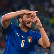 Italia er videre i EM