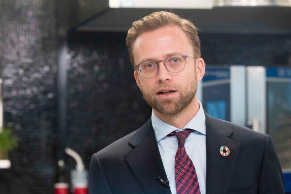 TV 2: Nikolai Astrup blir digitaliseringsminister